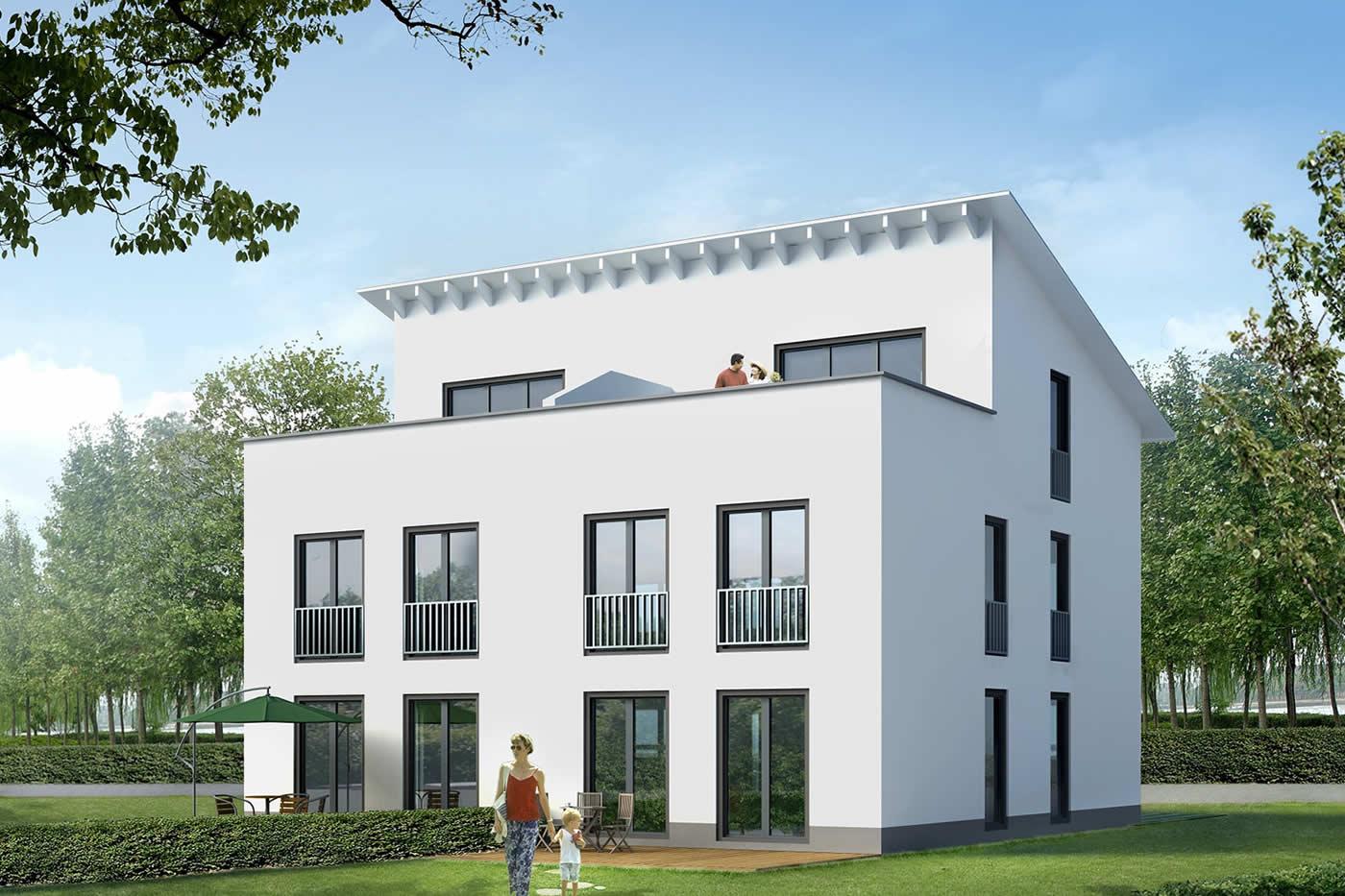 Wohnshaus Heinsen Immobilien