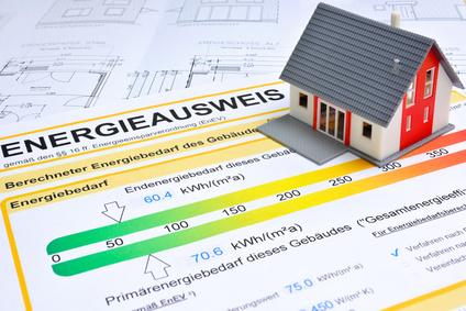 Bedarfsausweis für Wohngebäude, Energieausweis
