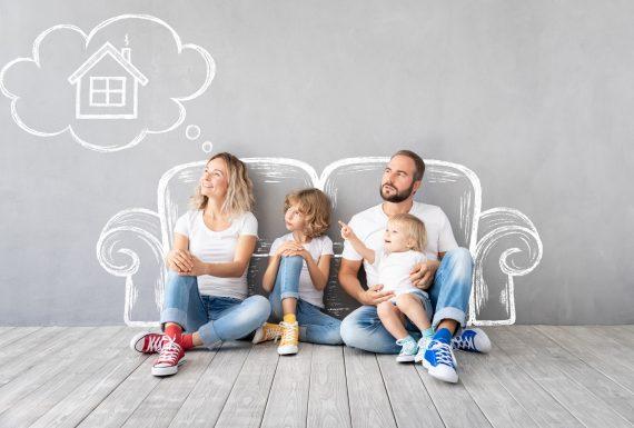 Familie sucht ein Zuhause, Heinsen Immobilien